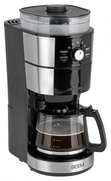 Beem Fresh-Aroma-Perfect III Kaffeemaschine mit Mahlwerk für 64,94€ (statt 120€)