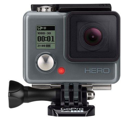 GoPro Hero CHDHA-301 Aktioncam für 52,99€ inkl. Versand (Statt 131€)