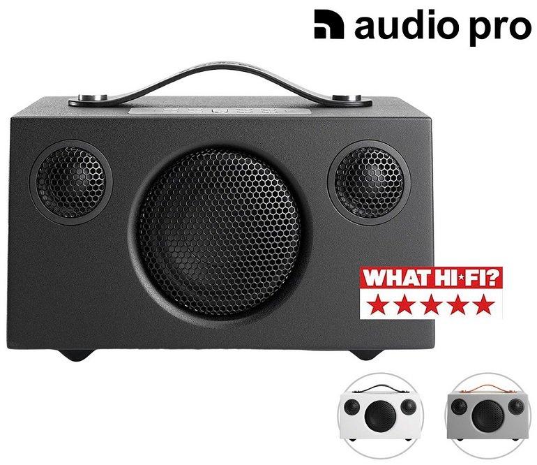 Audio Pro Addon C3 Bluetooth Multiroom-Lautsprecher für 155,90€ (statt 245€)