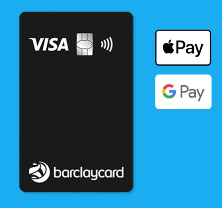 Barclaycard Visa: beitragsfreie Kreditkarte mit 70€ Startguthaben + weltweit kostenlose Zahlungen und Abhebungen