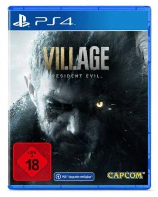 Resident Evil Village (PS4) (inkl. PS5 Upgrade) - USK18 für 55,49€ inkl. Versand (statt 65€)