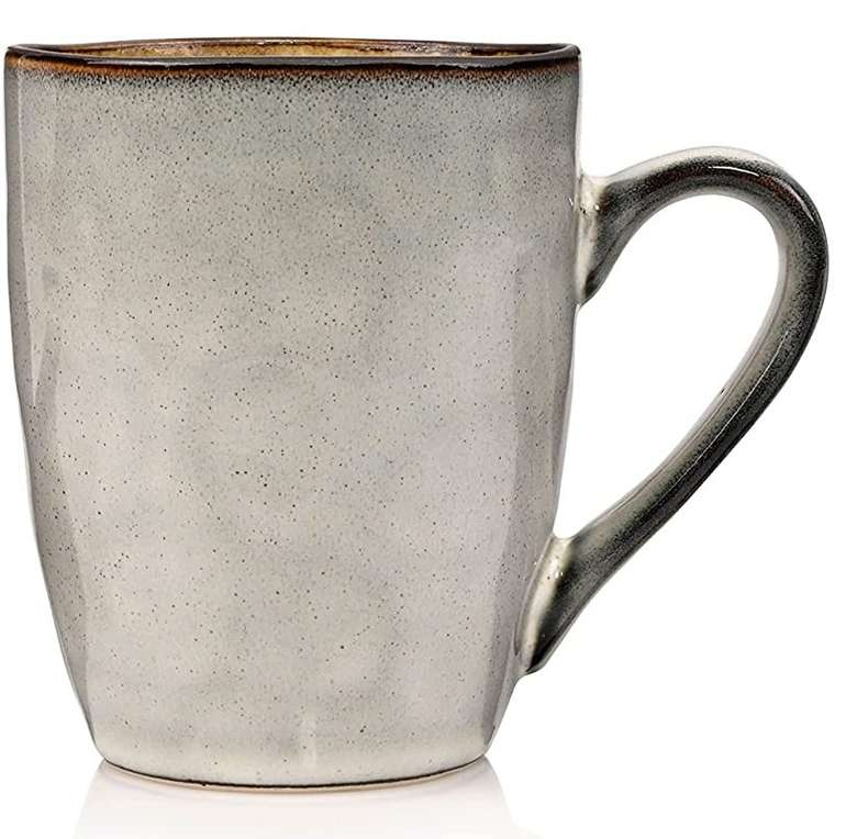 "Sänger 4 Kaffeebecher ""Capri"" in Grau für 19,97€ inkl. Versand (statt 30€)"
