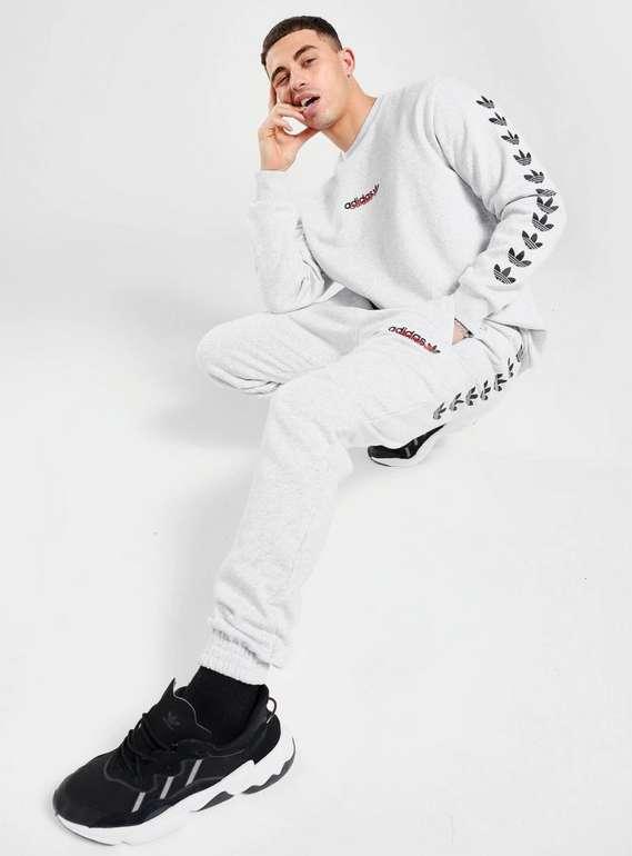 adidas Originals Repeat Logo Herren Jogginghose in Grau für 33,99€inkl. Versand (statt 40€)
