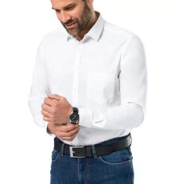 2er Pack Otto Kern Herren Baumwollhemden (versch. Farben) für 31,92€ inkl. Versand (statt 40€)