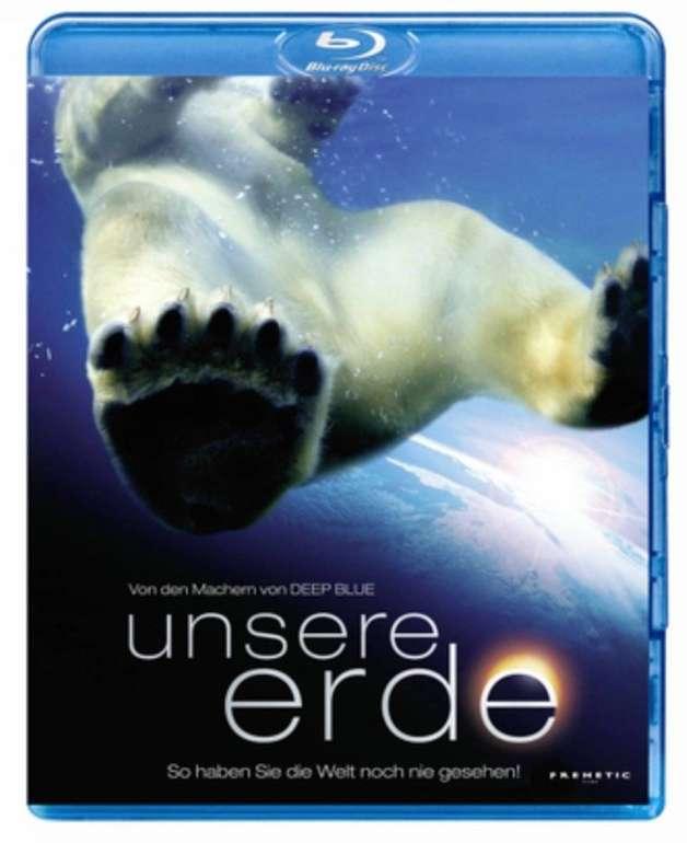 Unsere Erde auf Blu-ray für 3,42€ inklusive Versand (statt 11€)