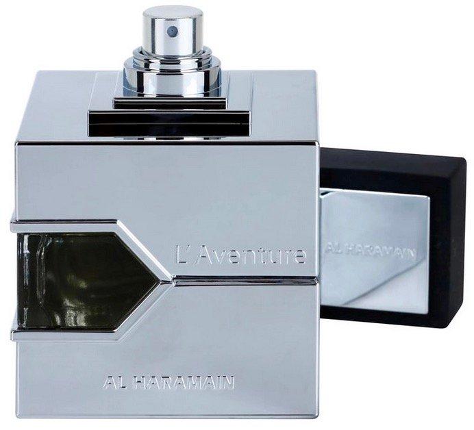 Al Haramain L'Aventure Eau de Parfum für Herren 100ml je 31,90€ inkl. Versand (statt 37€)