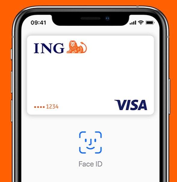ING - mit Apple Pay zahlen und 5€ sichern (nur für ausgewählte Kunden)