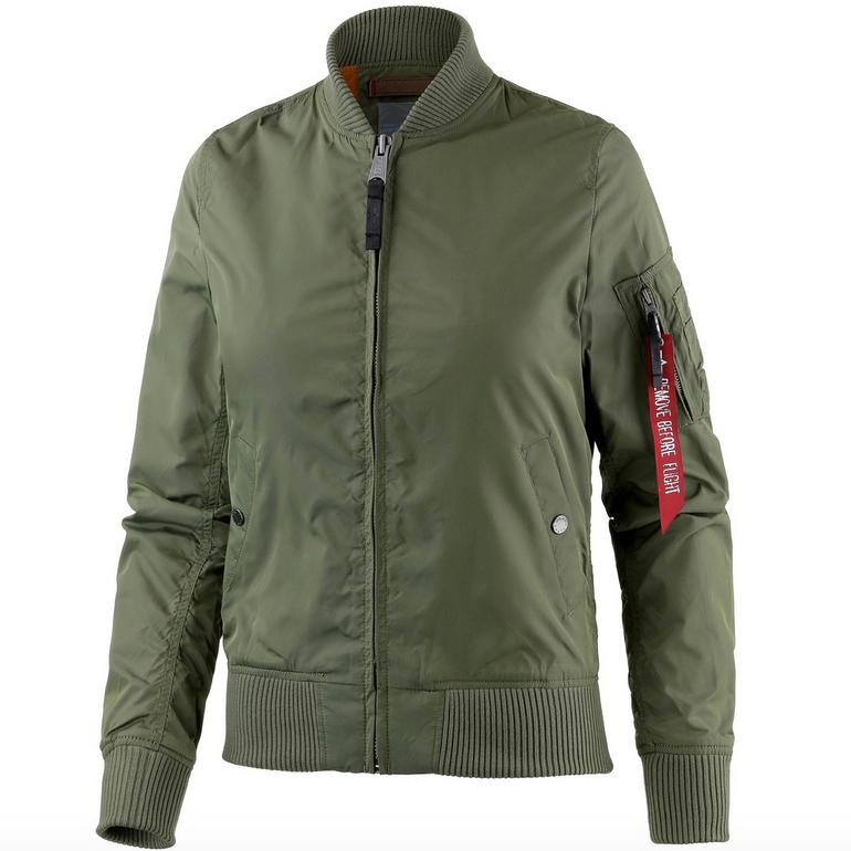 20% Rabatt auf Alpha Industries Jacken bei Sportscheck - auch reduzierte!