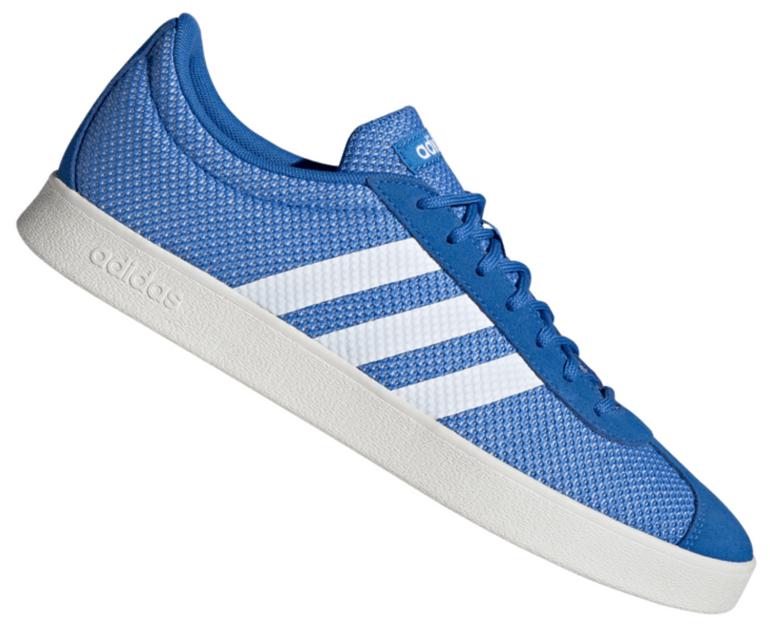 Adidas VL Court 2.0 Herren Freizeitschuhe für 34,95€ inkl. Versand (statt 63€)