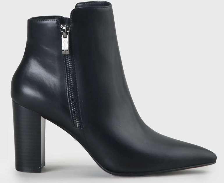 """Buffalo """"Maren Ankle"""" Stiefeletten in Schwarz für 55,93€inkl. Versand (statt 80€)"""