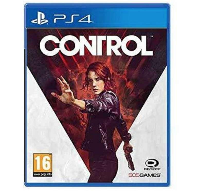 Uncut Version: Control (PS4) für 34,99€ inkl. Versand (statt 44€)