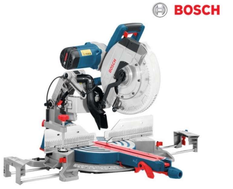Bosch Professional GCM 12 GDL Kapp- und Gehrungssäge für 589,90€ inkl. Versand (statt 719€)