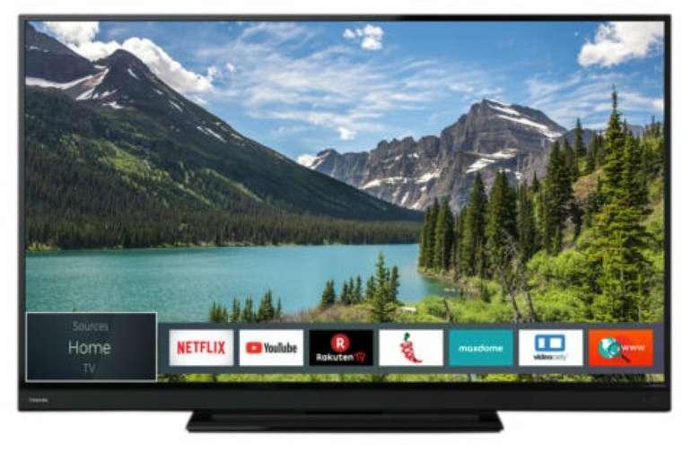 Toshiba 49T6863DA – 49 Zoll UHD 4K Fernseher mit HDR für 299,90€ (statt 333€)