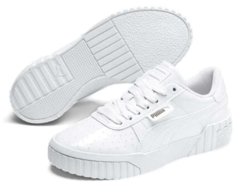 Puma Cali Patent Youth Sneaker für 20,95€ inkl. Versand (statt 37€)