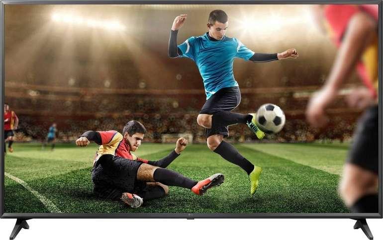 LG 65UM7050PLA LCD TV (Flat, 65 Zoll, 164 cm, UHD 4K, SMART TV) für 599€