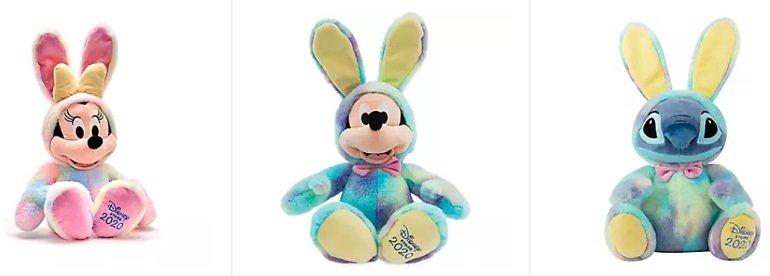 Disney Plüschfiguren 2