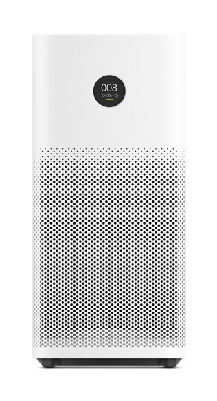Xiaomi Air Purifier 2S Smart OLED App Luftreiniger in Weiß für 108,90€ inkl. Versand (statt 139€)
