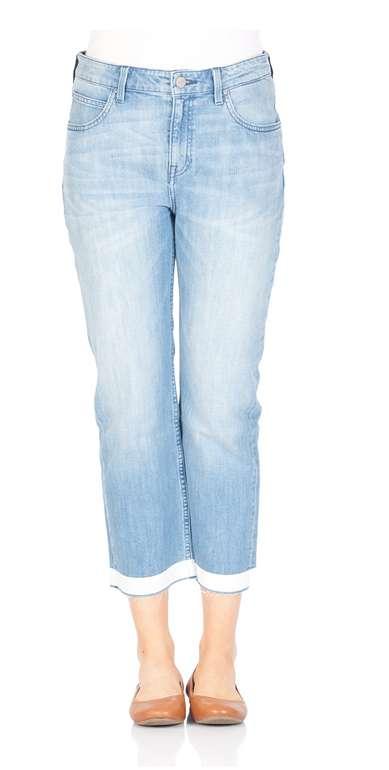 Lee Damen Jeans Boyfriend Relaxed ab 8,10€ zzgl. Versand (statt 21€)