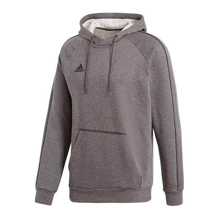 Adidas Core 18 Herren Hoody in Grau oder Weiß für 17,98€ inkl. Versand (statt 23€)
