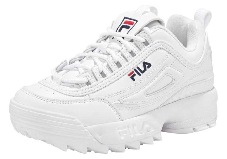 Fila Heritage Disruptor Kinder Sneaker (Größe 30 bis 35) für 36,39€ inkl. Versand (statt 69€)
