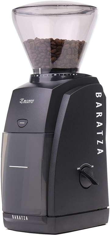 Baratza Encore elektrische Kaffeemühle mit Kegelmahlwerk für 100,60€ inkl. Versand (statt 126€)