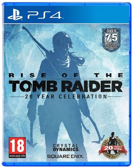 Rise of the Tomb Raider - 20 Jahre Jubiläums Edition (PS4) ab 11,18€ (statt 18€)