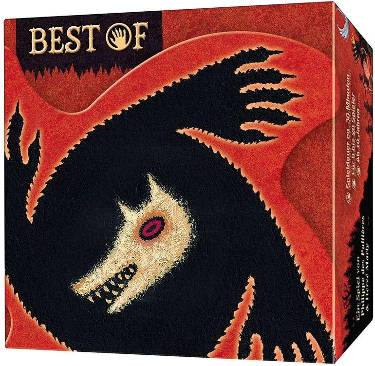 Asmodee LUI0001 - Die Werwölfe vom Düsterwald - Best of Edition für 13,04€ inkl. Versand (statt 18€)