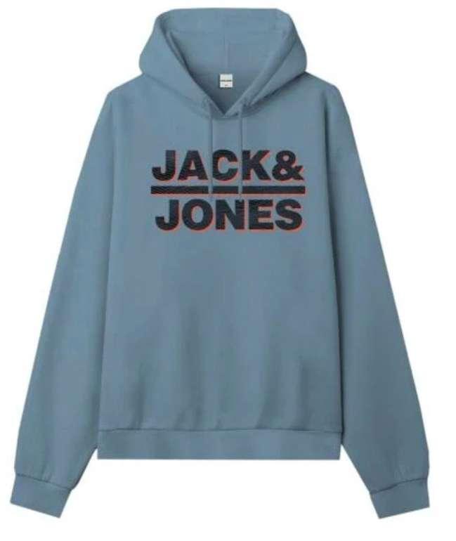 Tara-M: 50% Rabatt auf reduzierte Hoodies und Sweatshirts - z.B. Jack & Jones Jcodines Sweat Hood für 19,89€