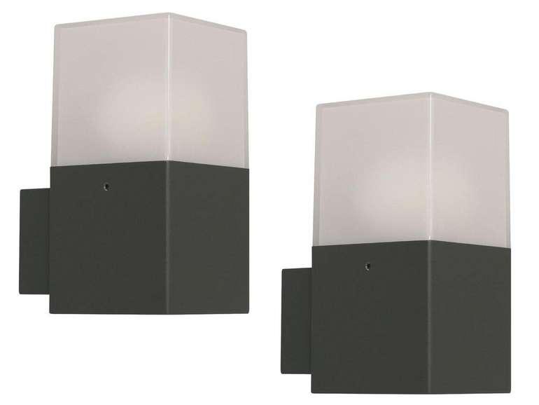 2x Ranex LED Außenleuchte (E27, IP44) für 23,90€ inkl. Versand (statt 34€)