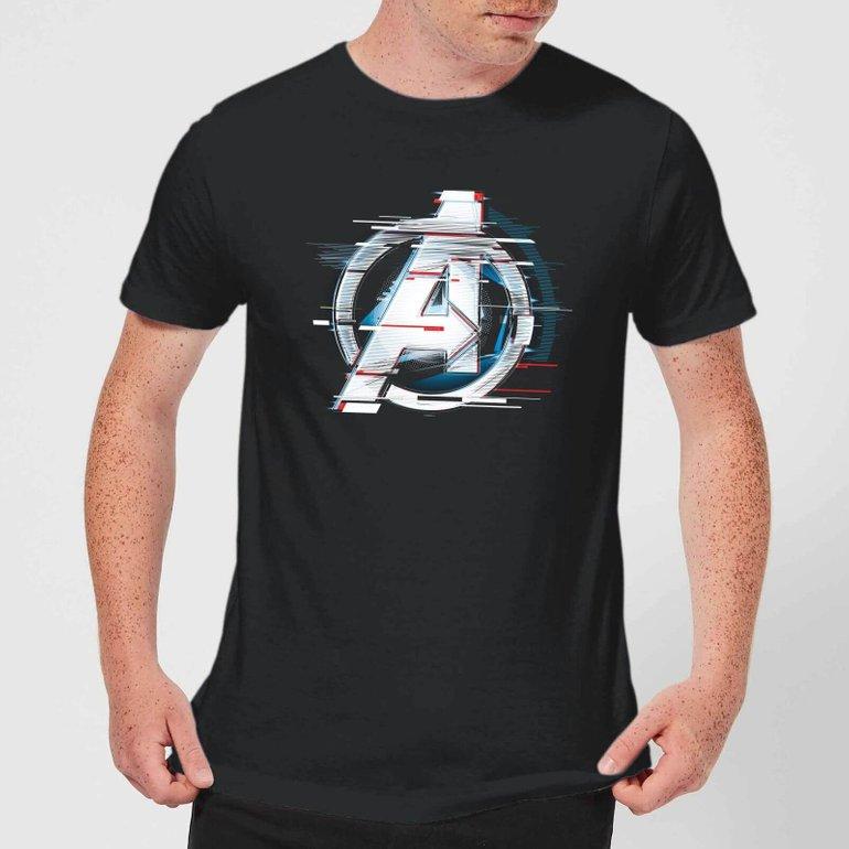 Marvel Avengers Endgame Logo T-Shirt (Kinder& Erwachsene) für je nur 10,99€ (statt 18€)