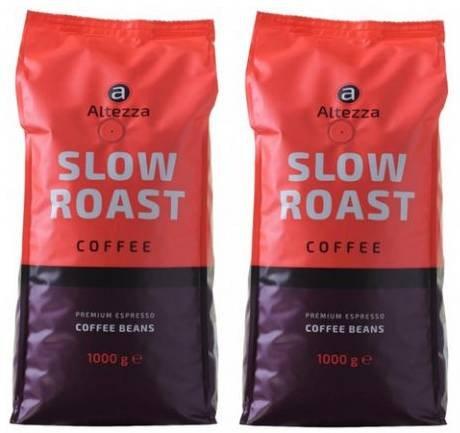 6kg Altezza Slow Roast Kaffeebohnen für 38,34€ inkl. Versand (statt 65€) - Neukunden!