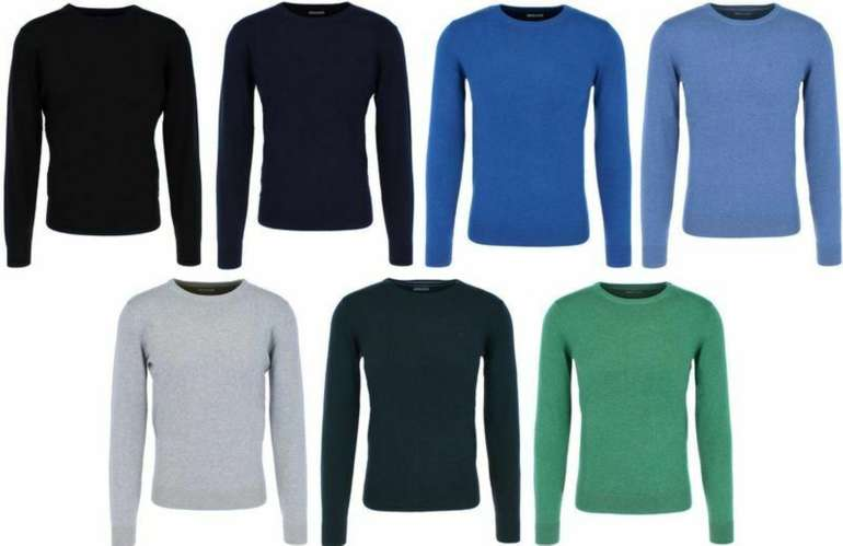 Tom Tailor Herren Basic V-Neck Sweater 100% Baumwolle für 19,99€ inkl. Versand