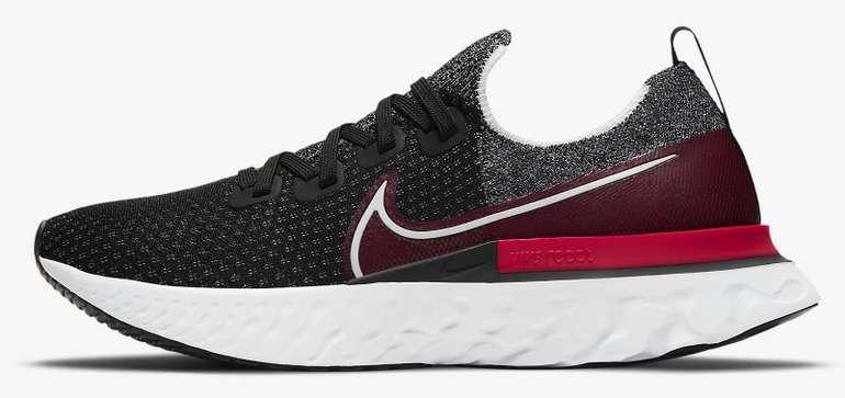 Nike React Infinity Run Flyknit Herren Laufschuhe für 71,98€ inkl. Versand (statt 112€)