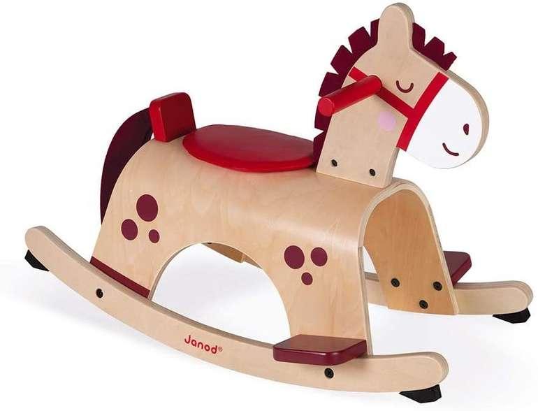 Janod Schaukeltier Pony für 43,68€ inkl. Versand (statt 51€)