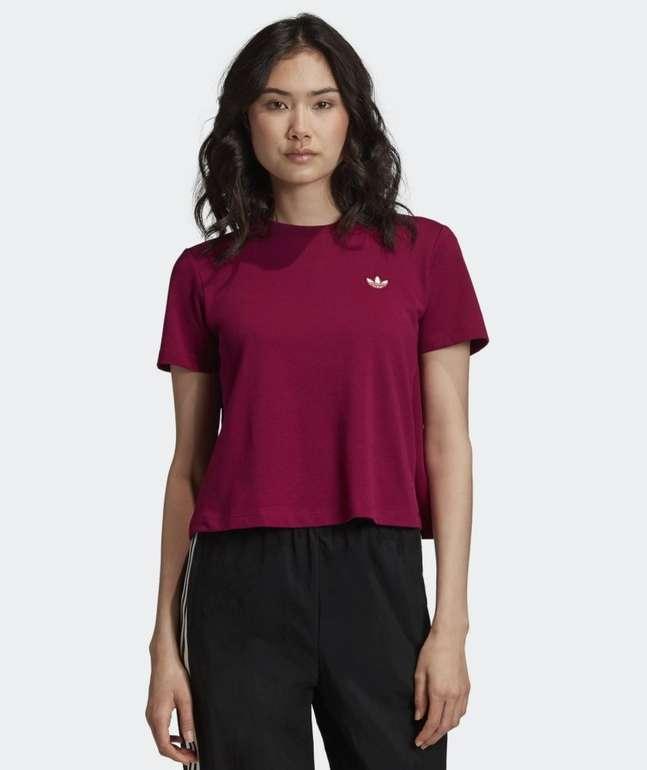 Adidas Originals Damen Shirt in 3 Farben für je 19,07€ inkl. Versand (statt 27€) - Creators Club