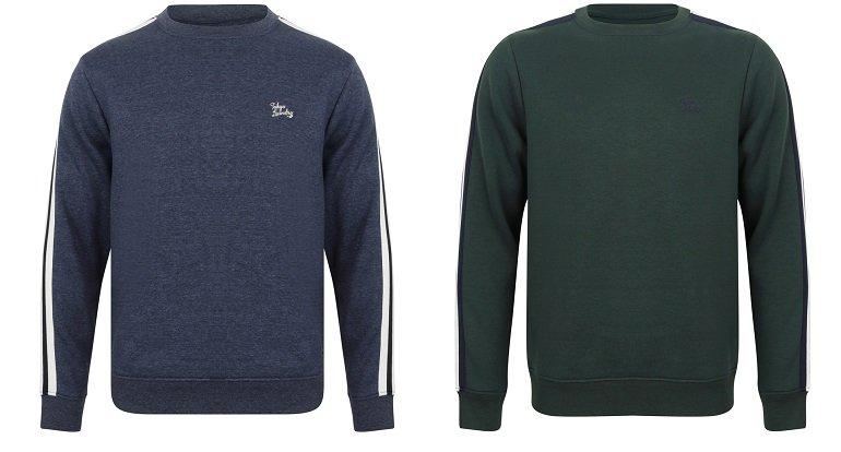 Tokyo Laundry Nocona Point Herren Sweatshirt