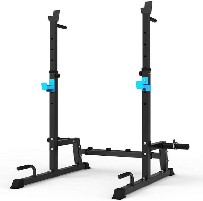 JX Fitness Squat Rack bzw. Langhantelablage für 64,99€ inkl. Versand (statt 110€)