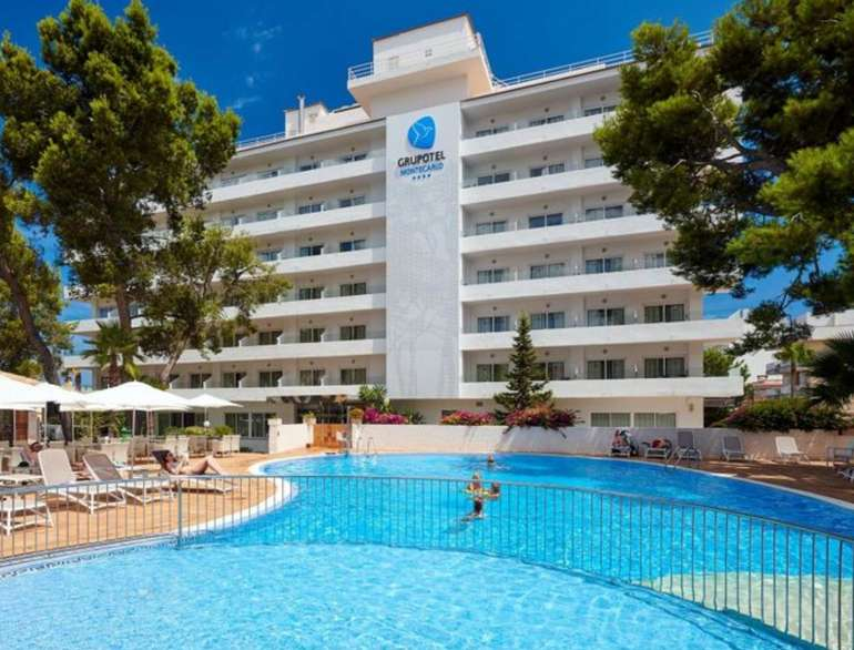 Mallorca: 5 Nächte im 4* Grupotel Monte Carlo mit Halbpension & Flug ab 280€ pro Person - RZ: Ende August 2021!