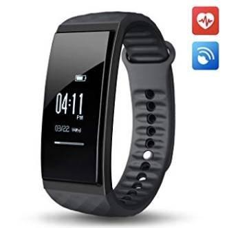 Omorc - Fitness Armband mit vielen Funktionen (iOS & Android) für 5,99€ (Prime)