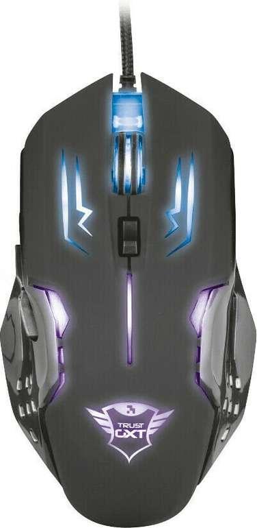 Trust GXT 108 Rava Illuminated Gaming Mouse für 12,90€inkl. Versand (statt 16€)