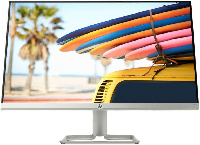 """HP 24FW - 24"""" Full-HD Monitor mit Audio (IPS, 5ms Reaktionszeit, Freesync, 60 Hz) für 123,95€ inkl. Versand (statt 150€)"""