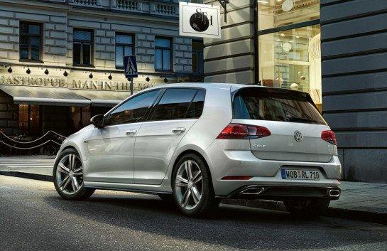 Gewerbe: Volkswagen Golf Highline 1,5 TSI (130 PS) für 89€ Netto mtl. leasen (LF: 0,38)