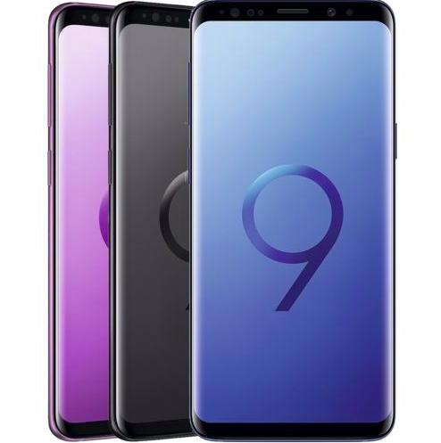 """Samsung Galaxy S9+ - 6,2"""" Smartphone gold, 64GB für 549€ inkl. Versand"""