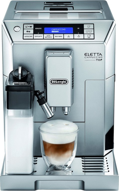 Schnell? De'Longhi ECAM 45.366.S Kaffeevollautomat für 325€ inkl. Versand (statt 480€)