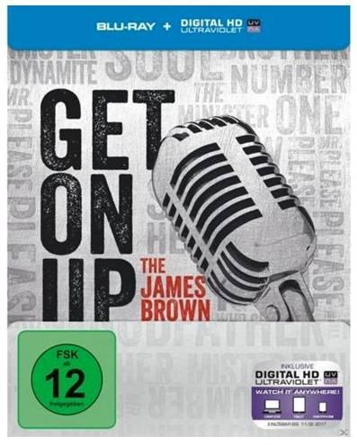 Get on Up - Limited Steelbook [Blu-ray] für 6€ inkl. Versand (statt 10€)