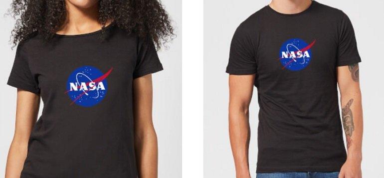 Nasa T-Shirt Cap 2