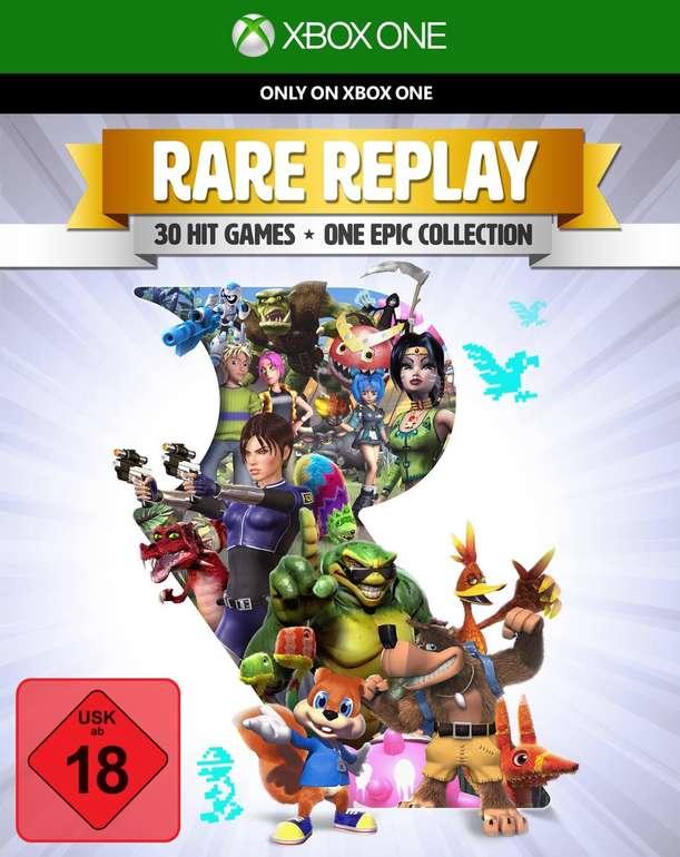 Rare Replay (IT) für die X-Box One für 14,95€ inkl. Versand (statt 20€)
