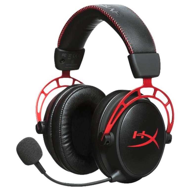 Kingston HyperX Cloud Alpha Gaming Headset für 56,99€ inkl. Versand (statt 81€)