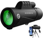Oiosen - Monokulares Teleskop 12x50 HD-Doppelfokussierung für 16,99€ (Prime)