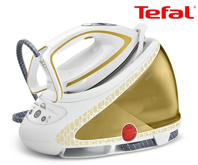 Tefal Pro Express Ultimate GV9581 Dampfbügelstation 2